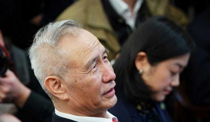 Çin Başbakan Yardımcısı Birinci Aşama Anlaşmayı Bu Hafta Washington'da İmzalayacak