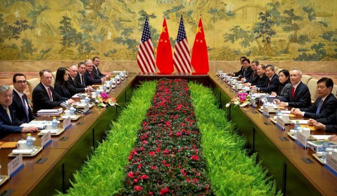 """Çin Devlet Medyası: """"ABD-Çin Görüşmeleri Artan Bir Tehditle Karşı Karşıya!"""""""