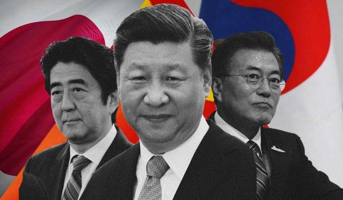 Çin, Japonya ve Güney Kore Serbest Ticaret Anlaşmaları Konusunda Hemfikir
