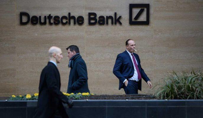 Deutsche Bank CEO'su Yatırımcılara 2022 için Temettü Sözü Verdi