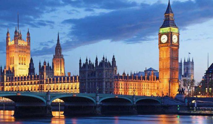 Ekim'de Durgunlaşan İngiltere Ekonomisi 2009 Başından Bu Yana En Düşük Seviyede