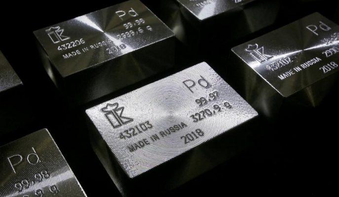 Değerli Metaller FED Sonrası Yükselirken, Paladyum Yeni Rekorunu Kaydetti