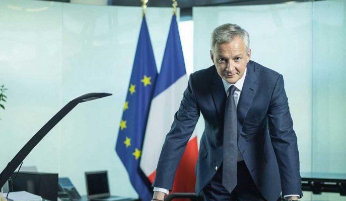 Fransa: AB, ABD'nin Paris'e Yönelik Tarife Tehdidine Misillemeye Hazır