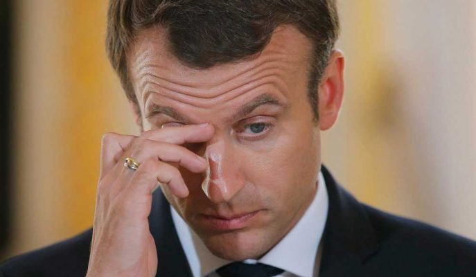 Fransa'da Macron'un Emeklilik Reformuna Karşı Tarihi Grev Başladı