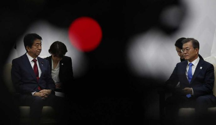 Güney Kore ve Japonya Kararan Ekonomik Görünüm Ortasında Çözüm Arayışında