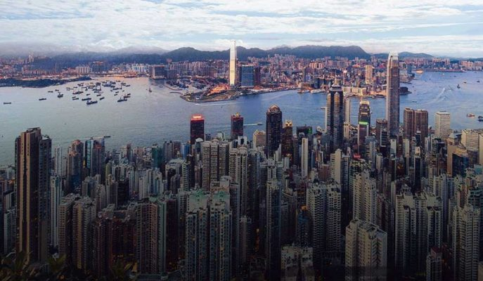 Hong Kong Karışıklığı 5 Milyar Dolar Sermaye Çıkışına Yol Açtı