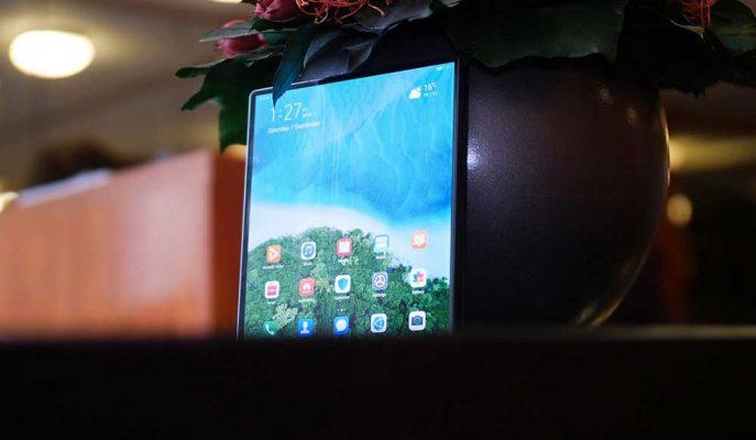 Huawei 2020 Yılında İki Katlanabilir Telefon Modeli Sunacak