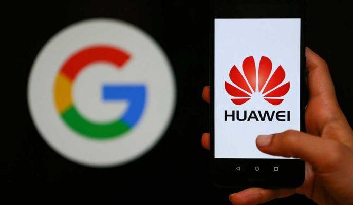 Huawei Mobil Servisleri'nde Dikkat Çeken Google Detayı