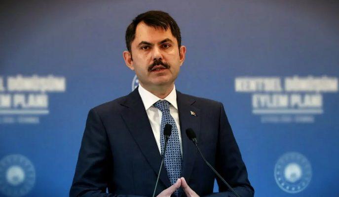 İBB'nin Kanal İstanbul Protokolünden Çekilme Kararına Çevre Bakanı'ndan Tepki Geldi