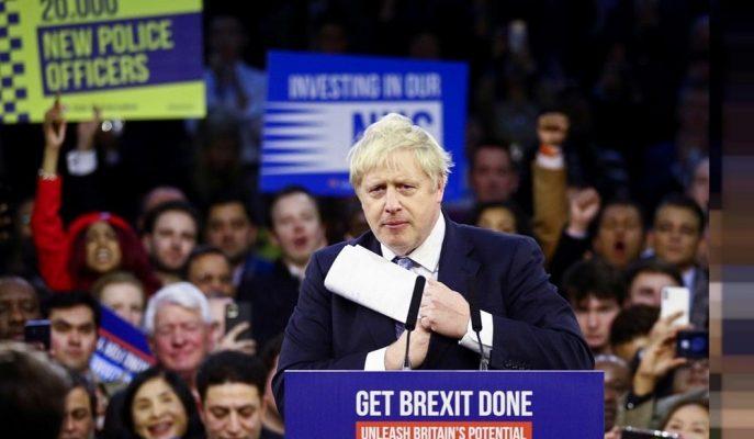 Seçimleri Kazanan Johnson Brexit için 31 Ocak Tarihini İşaret Etti
