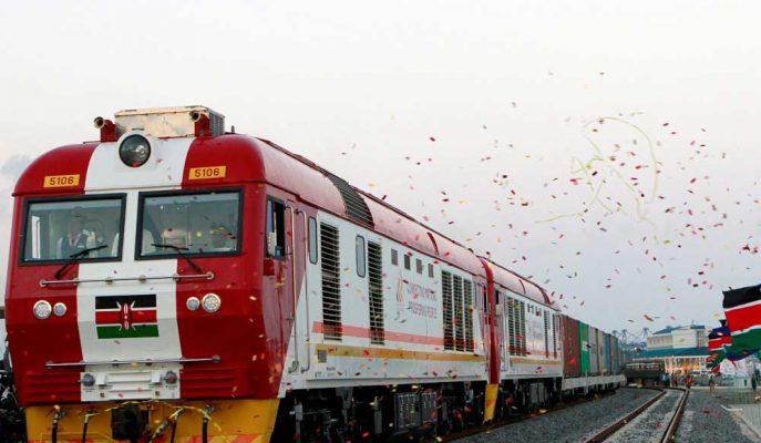 Kenya, İthalatçıları Pahalı Çin Demir Yolunu Kullanmaya Zorluyor