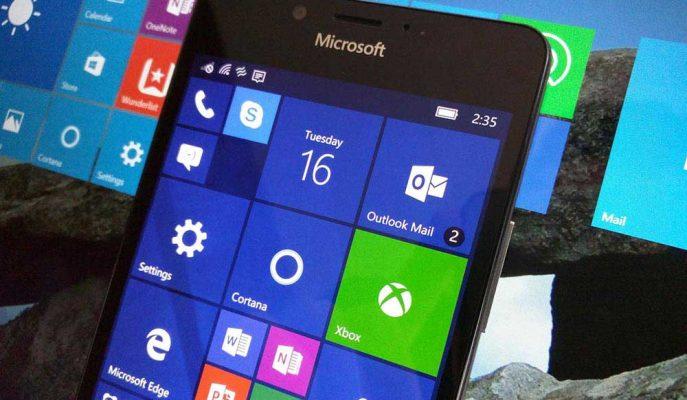 Microsoft, Windows 10 Mobile'a Güncelleme Desteğini Uzattı