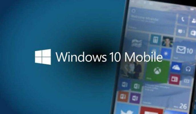 Microsoft, Windows 10 Mobile'ın Güncelleme Takvimine Noktayı Koyuyor