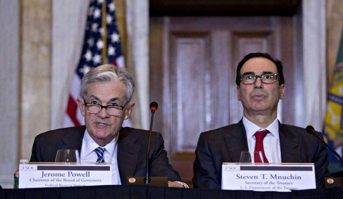 Mnuchin ve Powell FED'in Dijital Parasına Yakın Zamanda Gerek Olmadığını Söylüyor!