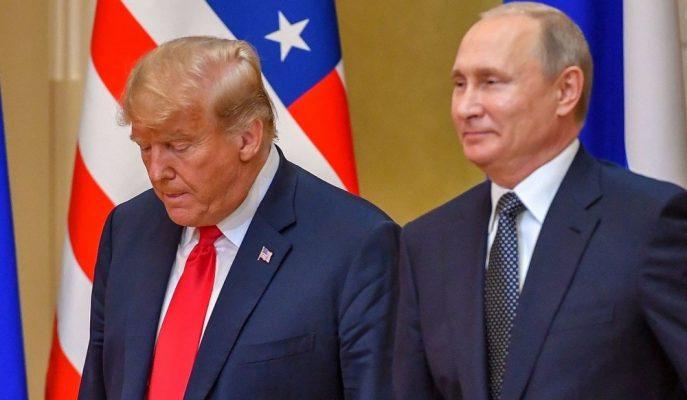 Rusya'daki Terör Saldırıları ABD Tarafından Engellenince Putin Trump'a Teşekkür Etti
