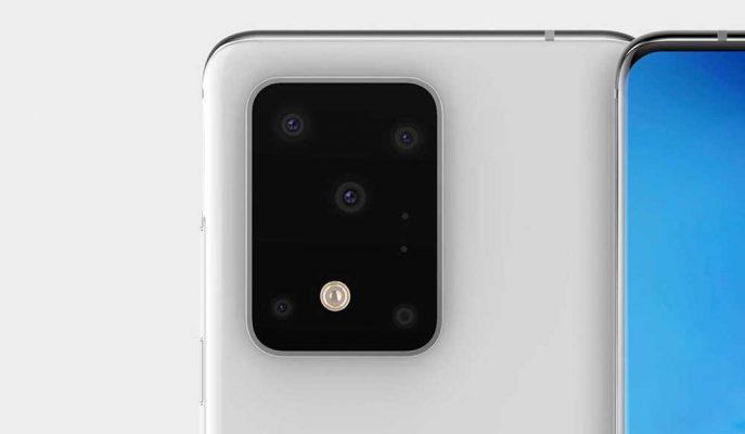 Samsung'un Beklenen Telefonu Galaxy S11 Plus'ın Kamerası Sınırları Zorlayacak