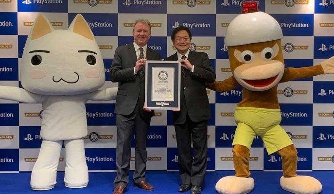 Sony Bir Döneme Damgasını Vuran Konsolu PlayStation, Guinness Rekorlar Kitabı'nda Yerini Aldı
