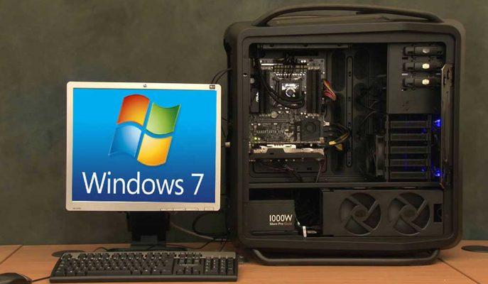 Steam'in Son Araştırması Windows 7 Kullanımının Arttığını Gösteriyor