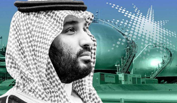 Tarihi Halka Arzının İlk İşlem Gününde Saudi Aramco Hisseleri %10 Yükseldi