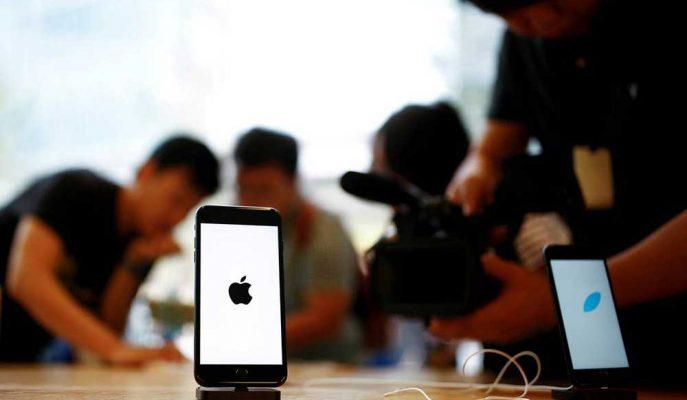 Ticaret Savaşları Çin'deki iPhone Sevkiyatlarının Düşmesine Neden Oldu