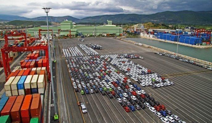Türk Otomotiv İhracatı Kasım 2019'da Yıllık Bazda 2,7 Gerileme Kaydetti