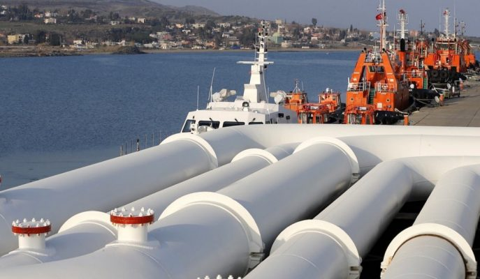 TürkAkım Doğal Gaz Boru Hattı'nın Açılış Töreni 8 Ocak 2020'de Yapılacak