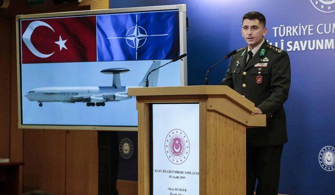 NATO Zirvesi Öncesi Türkiye Hakkındaki İddialara MSB'den Yanıt Geldi