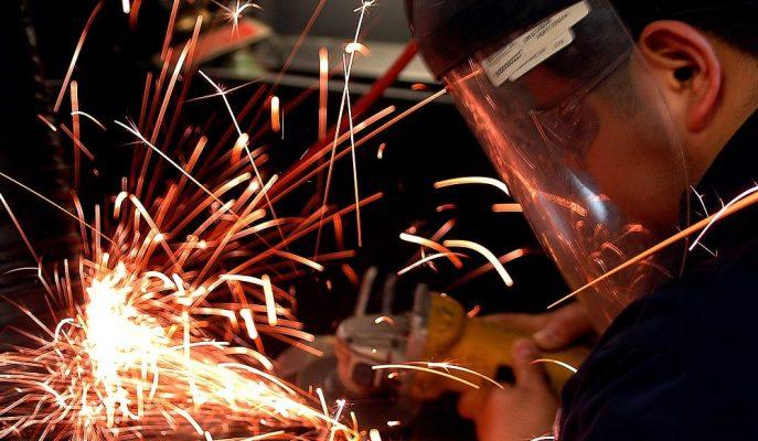 Türkiye'nin Sanayi Üretimi Ekim 2019'da Yıllık Bazda %3,8 Arttı