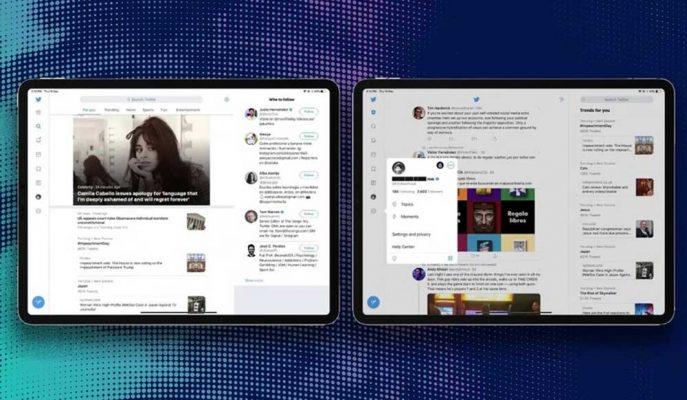 Twitter, iPad için Geliştirdiği Yeni Arayüzünü Dağıtmaya Başladı