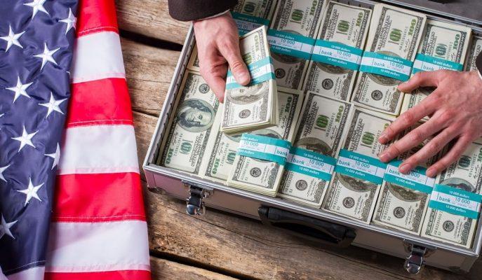 Yatay Seyreden Dolar/TL 5,90 Lira Üzerindeki Seyrini Devam Ettiriyor
