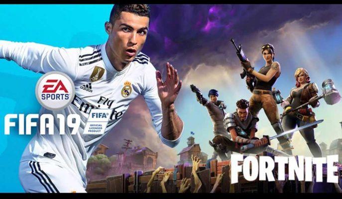 2019'da Fortnite ve FIFA 19 Geliştiricisine En Çok Kazandıran Oyunlar Oldu