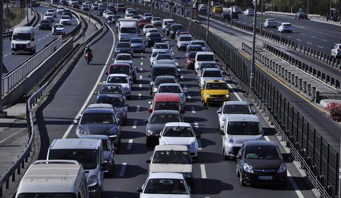2019'un İlk 11 Ayında Trafikteki Taşıt Sayısı 300 Bine Yakın Artış Gösterdi