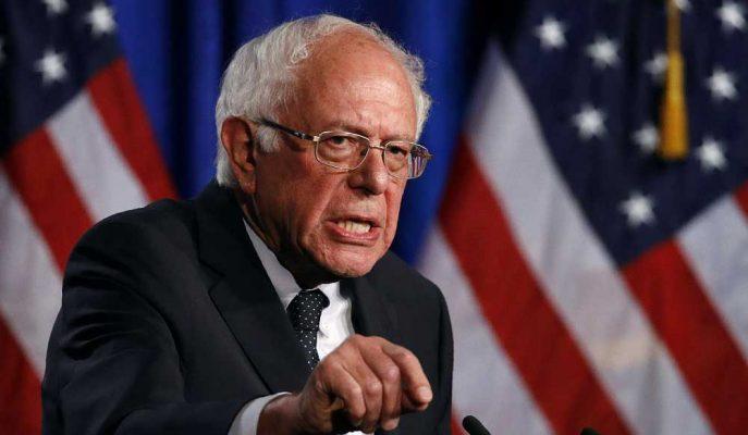 ABD Başkan Adayı Bernie Sanders 4. Çeyrekte 34.5 Milyon Dolar Topladı