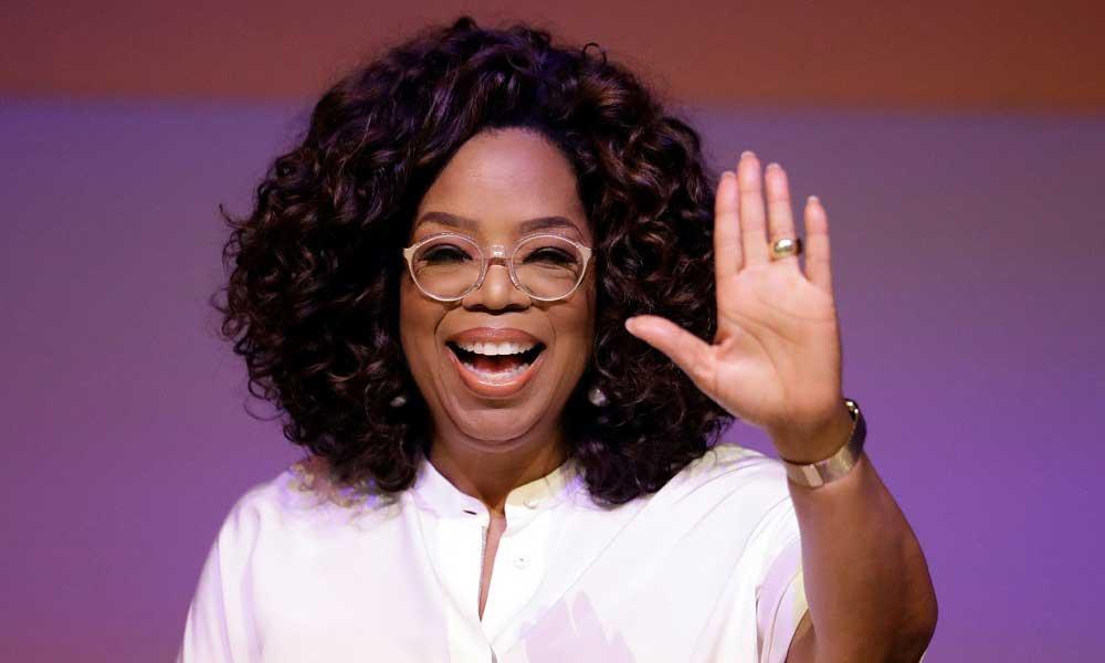 ABD'nin En Önemli Kadınlarından Oprah Winfrey
