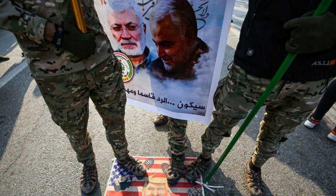 ABD-İran Gerginlikleri Artarken Irak Çok Tehlikeli Olabilir