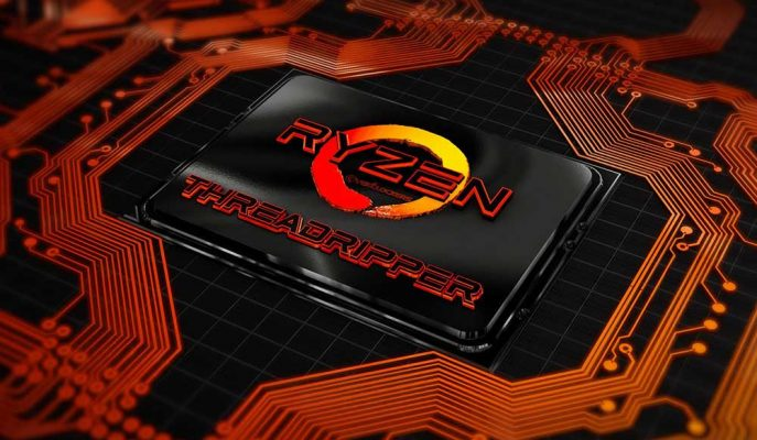 AMD CES 2020'de Yeni Nesil Threadripper ve Ryzen Serisi İşlemcilerini Duyurdu
