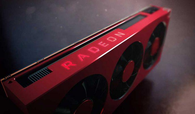 AMD, Nvidia GeForce RTX 2080 Ti'den Daha Güçlü Bir Ekran Kartı Üzerinde Çalışıyor