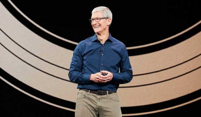 Apple CEO'su 2020 Yılında Dijital Servislerden Beklentilerinin Yüksek Olduğunu Söyledi