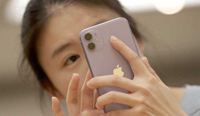 Apple Çin'deki iPhone Satışlarında Yaşanan Yükselişi ile Dikkat Çekiyor
