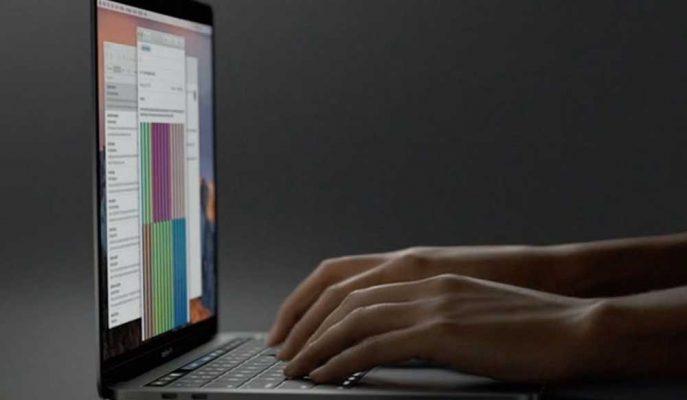 Apple Gelecekte MacBook Modellerinde Dokunmatik Ekrana Yer Verebilir