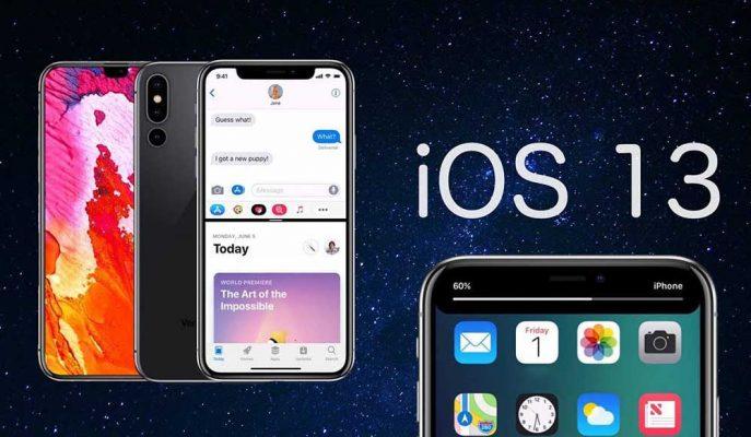 Apple iOS 13'ün Son Kullanıcıya Ulaşmasında Büyük Başarı Sağladı