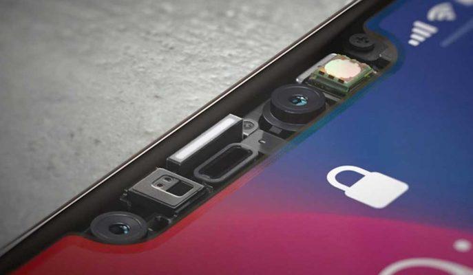 Apple iPhone 12 Modellerinde Face ID'yi Bir Üst Seviyeye Taşıyacak