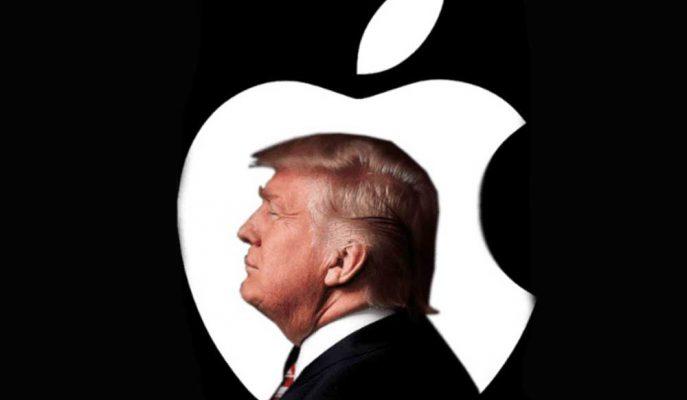 Apple'ın iPhone'ların Kilidini Açmaması Trump'ın Tepkisini Çekti