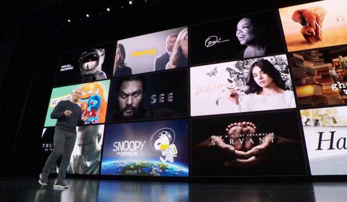 Apple TV+ Servisinde MGM İçerikleri İzleyicilerle Buluşabilir