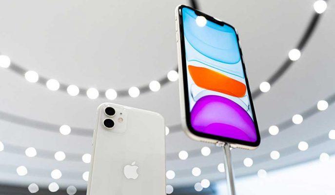 Apple'ın Ucuz Telefonu iPhone 11, 2019'un Son Çeyreğinin Şampiyonu Oldu