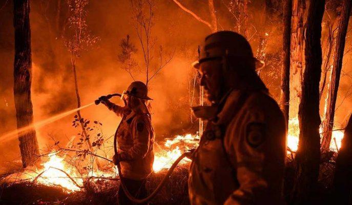 Avustralya Yangınları Ekonomik Büyümeyi Daha da Yavaşlatmakla Tehdit Ediyor