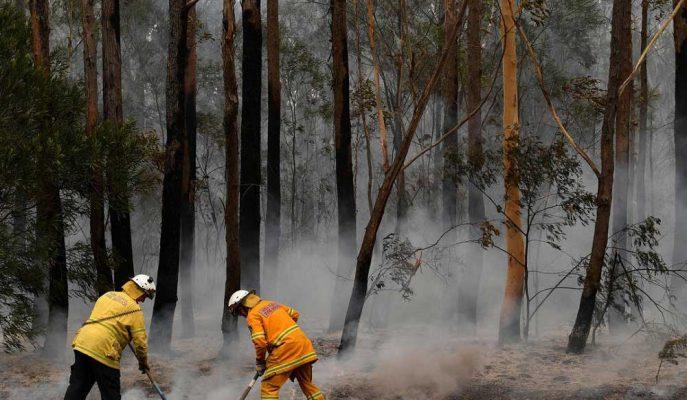 Avustralyalı Liderler Yangınlara Rağmen İklim Konusunda Pozisyon Değiştirmiyor