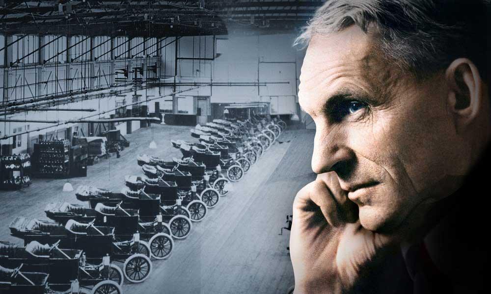 Başarısızlığı Fırsat Olarak Gören Henry Ford