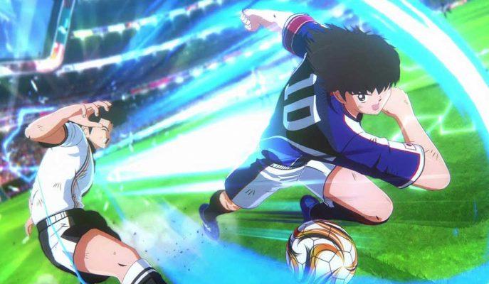 Anime Efsanesi Captain Tsubasa'nın Yeni Video Oyunu Geliyor