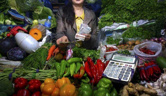 Çin Gıda Fiyatlarındaki Artışa Rağmen 2020'de Enflasyon Hedefini Koruyacak